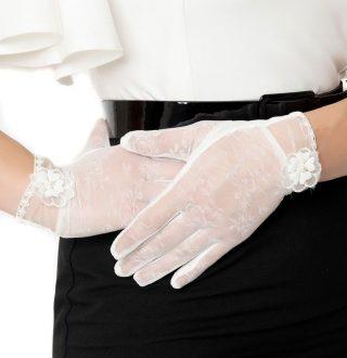 1950s_style_white_mesh_floral_applique_wrist_gloves_xxl
