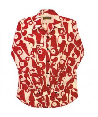 70-s-retro-blouse_-moloko_-bordeaux-cream-chenaski-30